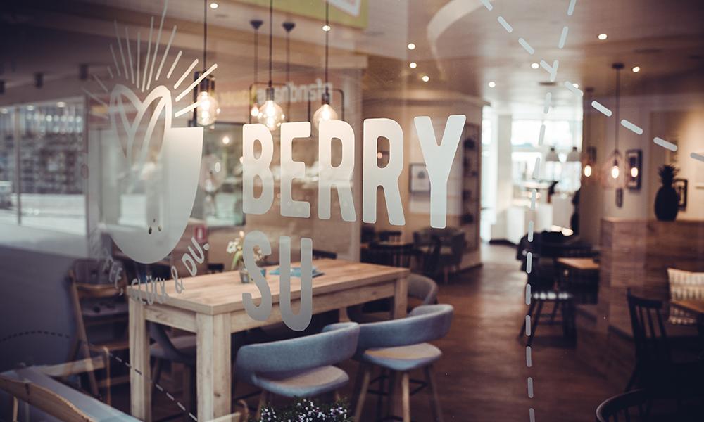 Cafe Berry Su Raumelement Innenarchitektur Karlsruhe