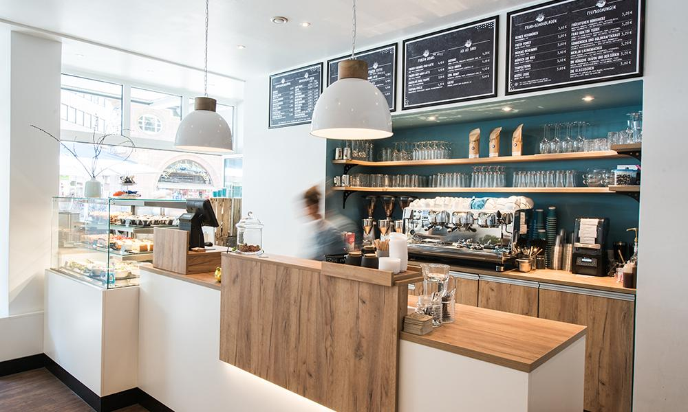 Cafe Berry Su Raumelement Innenarchitektur Karlsruhe